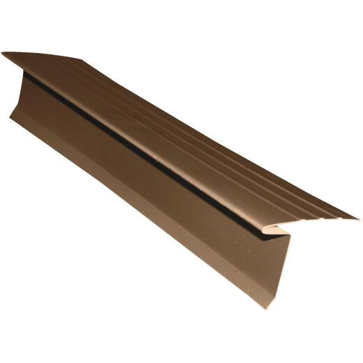 Klauer LL6 Roof Edge Flashing, Brown