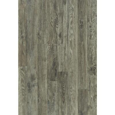 Shaw Classic Vintage Quaint Hickory 7-1/2 In. W x 50-3/4 In. L Laminate Flooring (26.8 Sq. Ft./Case)