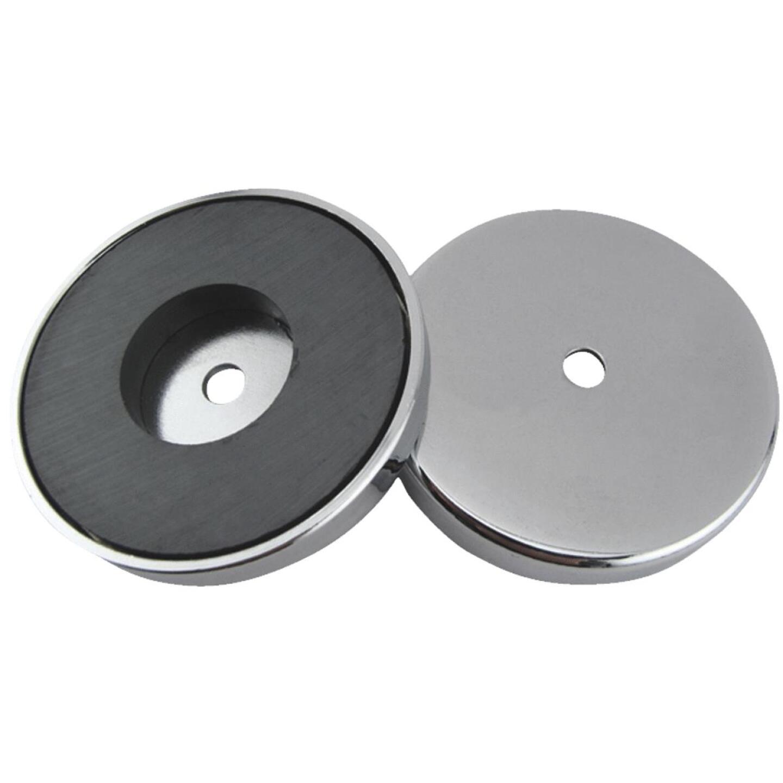 Master Magnetics 3-3/16 in. 95 Lb. Magnetic Base Image 1