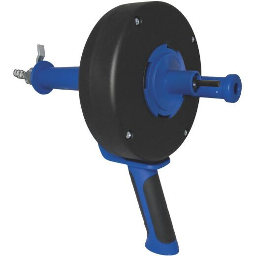Do it Best 1/4 In. x 25 Ft. Polymer Drum Drain Auger
