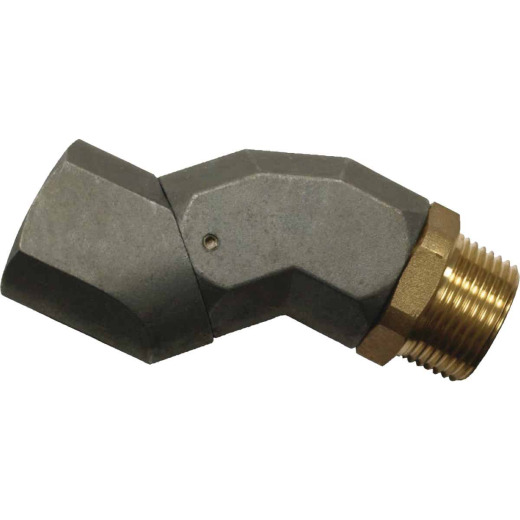 Universal 1 In. Fuel Transfer Hose Swivel End