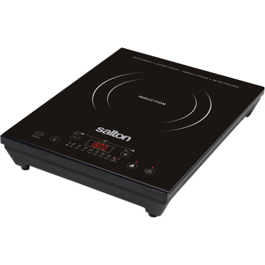 Salton Portable Induction Electric Cooktop