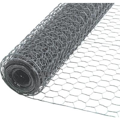 Do it 1 In. x 72 In. H. x 150 Ft. L. Hexagonal Wire Poultry Netting