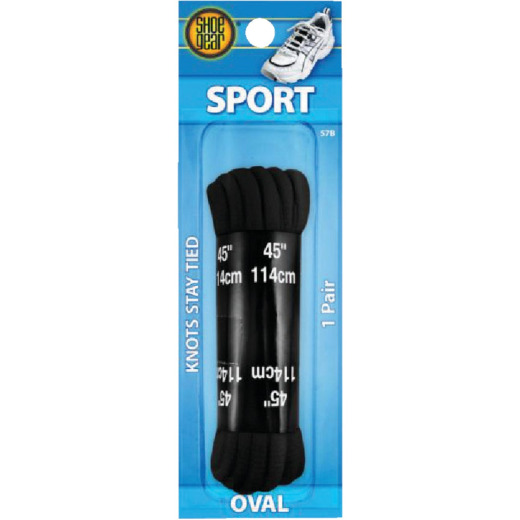 Shoe Gear Athletic Oval 45 In. Athletic Laces